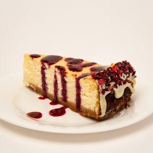 Maigā biezpiena kūka